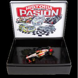 Pack HRT F1 2012, Pedro de...