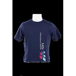 Camiseta Azul MSI